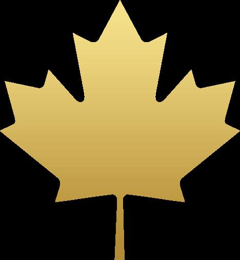 Canadain leaf